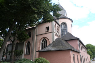 St Maria in Lyskirchen, Cologne
