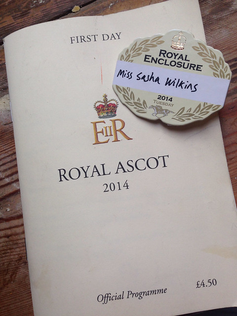 Royal enclosure ascot 2014