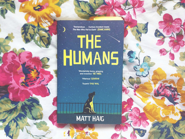 the humans matt haig book review lifestyle book blog uk vivatramp