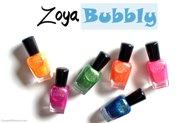 Zoya Bubbly Nail polish