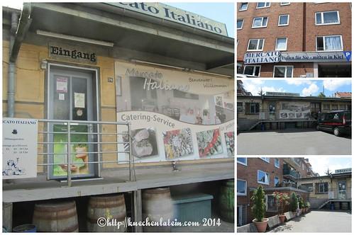 Mercato Italiano Italien für Sie mitten in Kiel