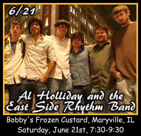 Al Holliday 6-21-14