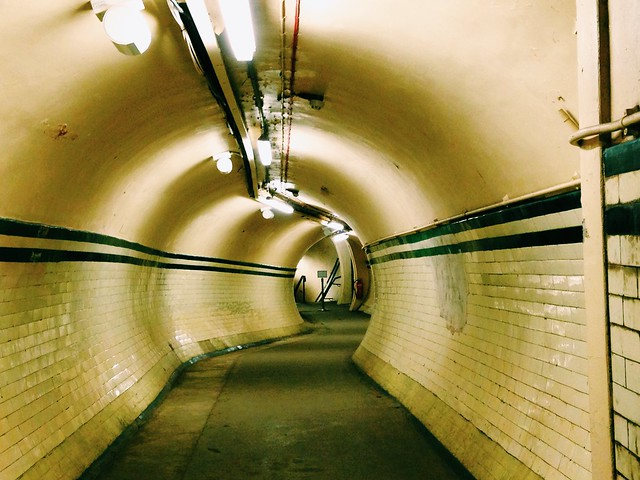 ALDWYCH TUNNEL