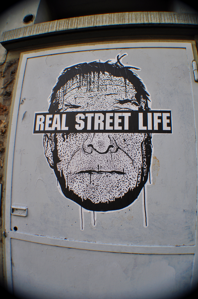 REAL STREET LIFE (1)