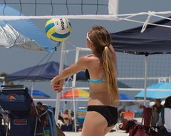 Gulf Shores Beach Volleyball Tournament