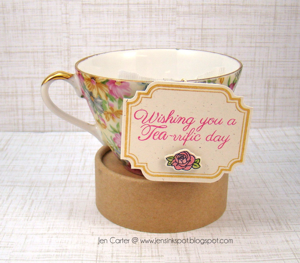 Tea Cup Set Cup 1.1