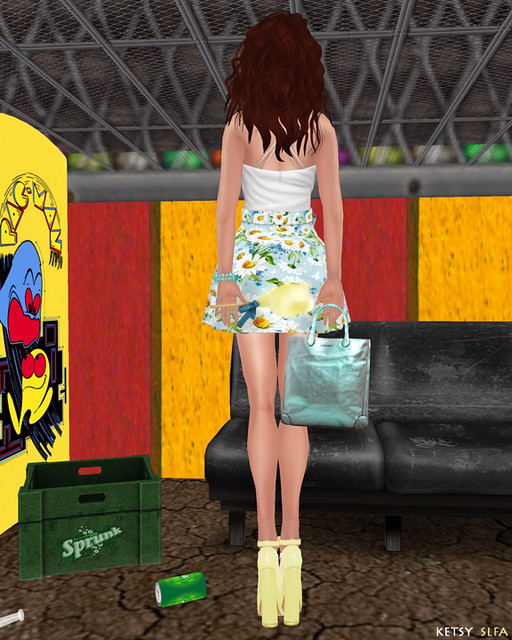 Hair Fair - Daisies and Diamonds (New Post @ Second Life Fashion Addict)