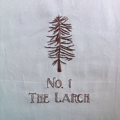 Monty Python - The Larch