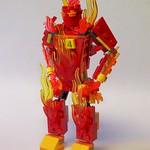 Human Torch Sentinel Series