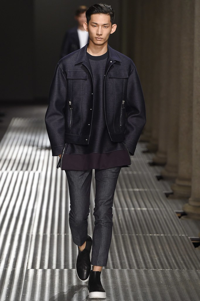 SS15 Milan Neil Barrett019_Park Hyeongseop(VOGUE)