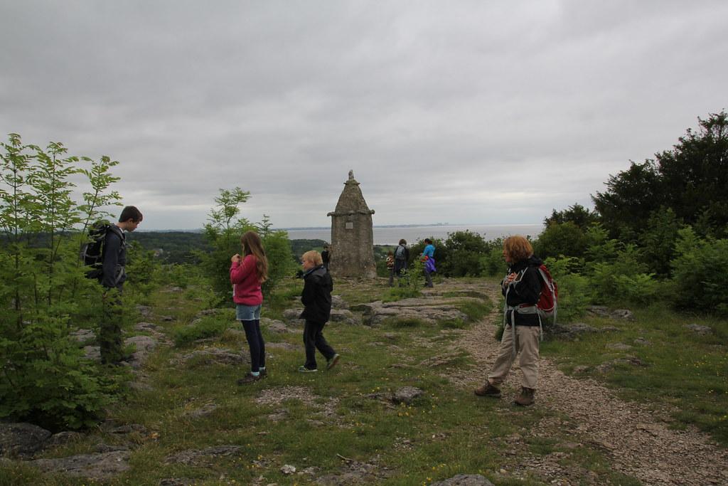 silverdale, arnside knott, arnside tower