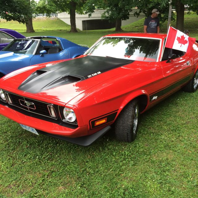 1973 Mustang Mauch 1