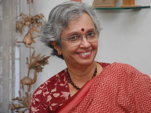 Sabita Radhakrishna cookbook author