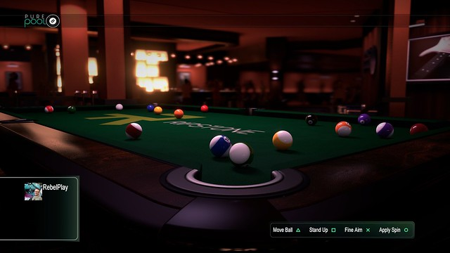 Pure Pool on PS4