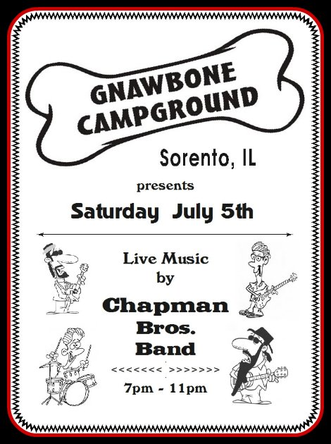 Chapman Bros. 7-5-14