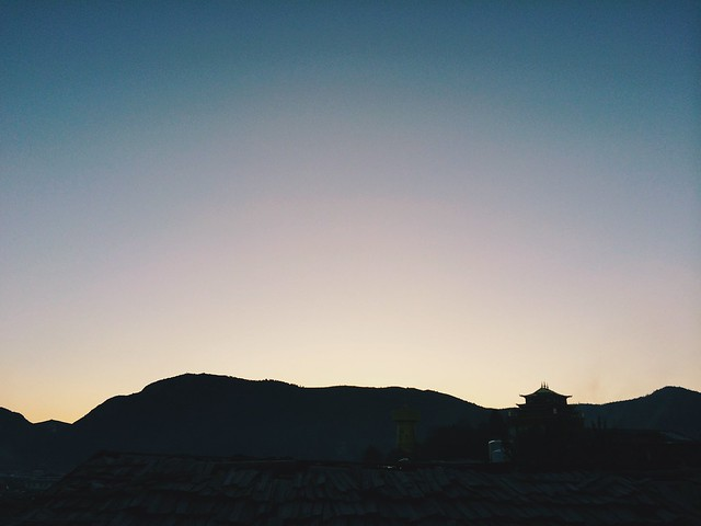 Dawn, Shangri La