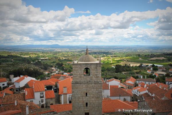 5 - округ Каштелу Бранку - неизвестная Португалия