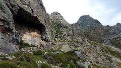 La grotte de Scaffa et la bergerie