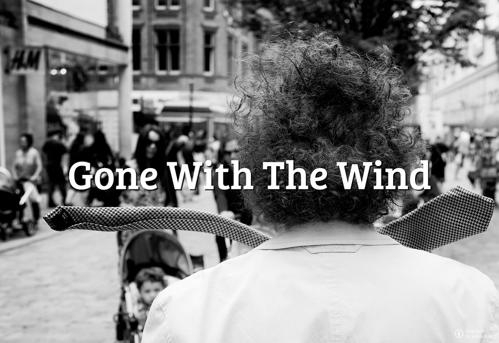 Flickr Friday: Gone with the wind | Take a break, let it go or watch a romantic love story. Then take a picture and share it with us in the Flickr Friday group adding the #FlickrFriday and #GoneWithTheWind tags.