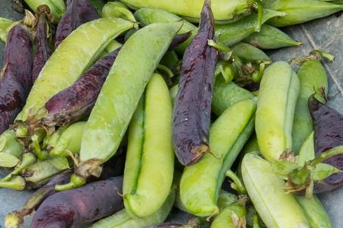 The last peas