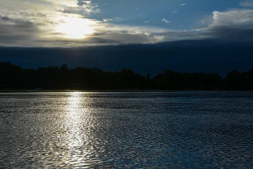 light water clouds sunrise river flickr stjosephriver msh0714 msh07141