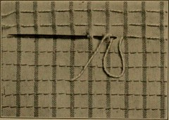 """Image from page 10 of """"The Priscilla smocking book, a collection of beautiful and useful patterns, with directions for working"""" (1916)"""
