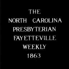 """Image from page 423 of """"The North Carolina Presbyterian"""" (1858)"""