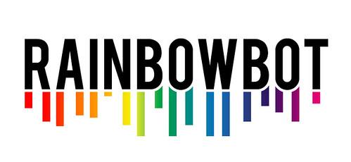 Rainbowbot Logo Concept