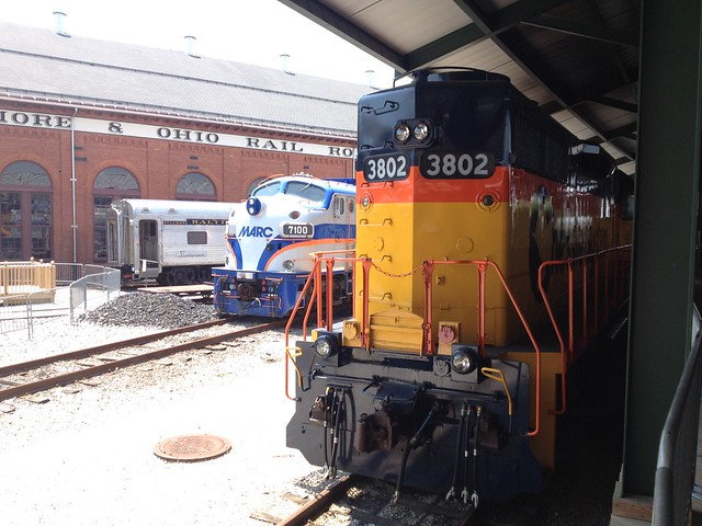 Baltimore Railroad Museum