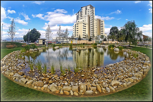landscape pond gibraltar gopro thecommonwealthpark