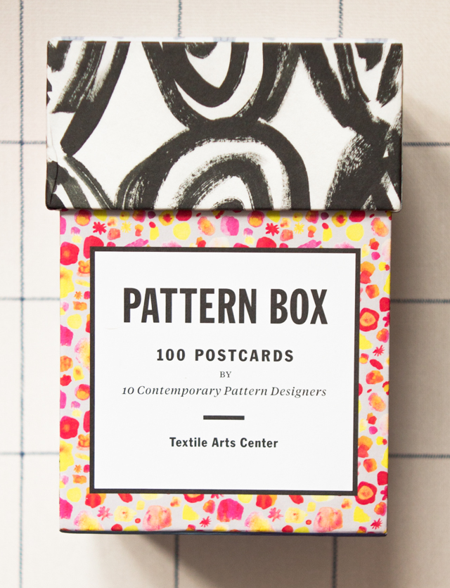 pattern box - the box