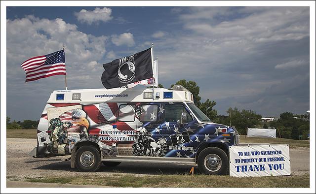 Patriot Van 2