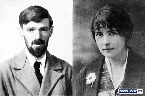 D.H. Lawrence and Katherine Mansfield