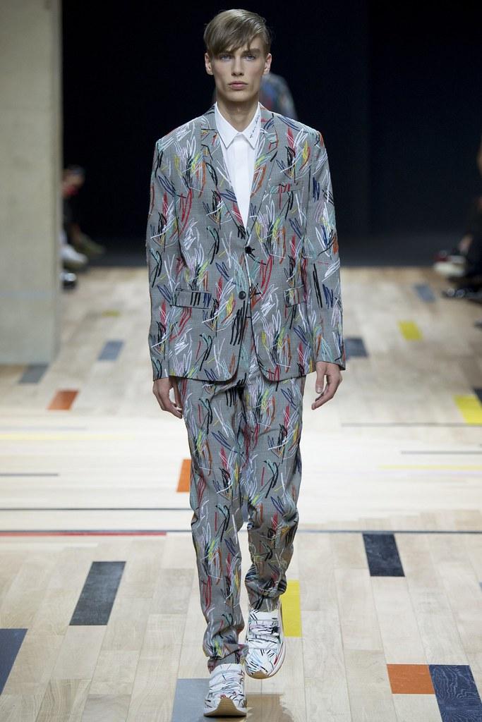 SS15 Paris Dior Homme045_Marc Schulze(VOGUE)