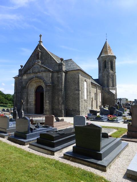 159 Église Notre-Dame-de-l'Assomption, Tamerville