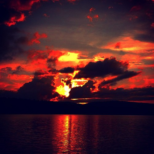 Burningman. #cloudporn