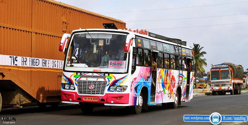 Tamil Nadu Buses - Photos & Discussion - Page 1794