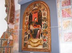 restauro pala d'altare teggiano 02