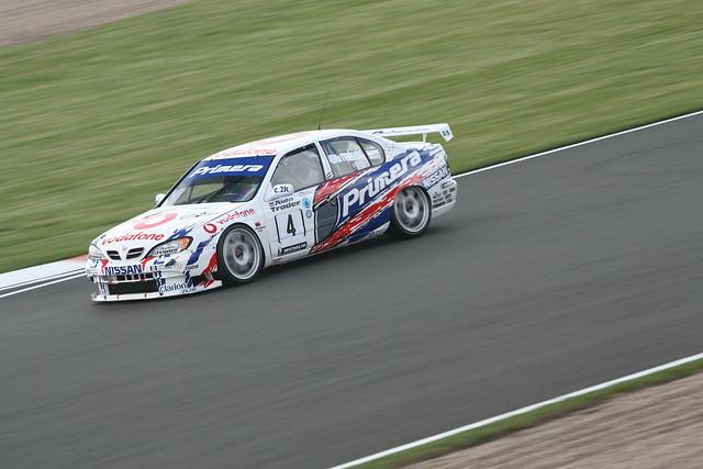 Nissan Primera BTCC.