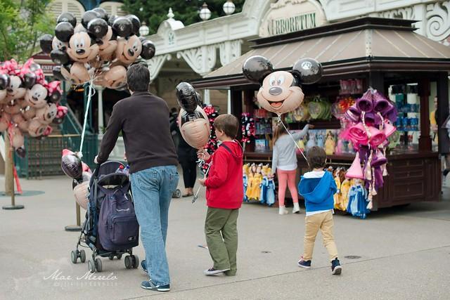 Viaje Disneyland
