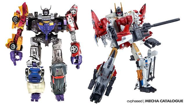 """TRANSFORMERS Generations 2015 """"Combiner Wars"""""""