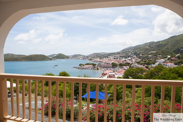 Views of Long Bay at Bluebeard's Castle Resort, St. Thomas