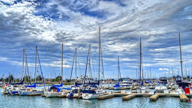 Channel Island Harbor