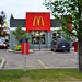 Edmonton 50th Street NW McDonald's