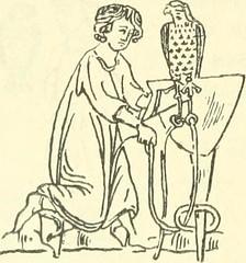 """Image from page 498 of """"Das höfische Leben zur Zeit der Minnesinger"""" (1899)"""