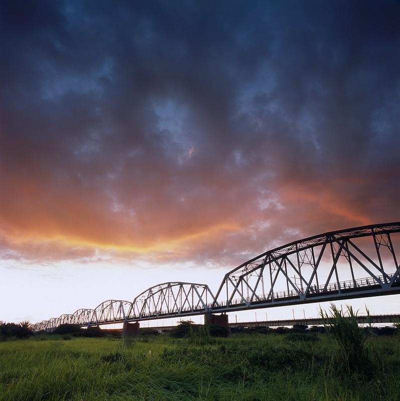 高屏鐵橋攔沙壩! 正片 RDPIII