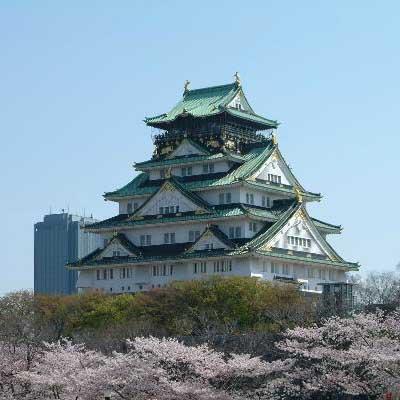 Достопримечательности Осака - Замок Осака
