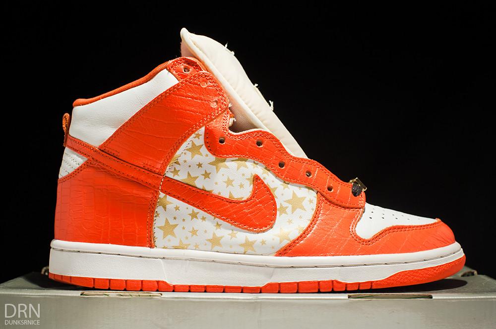 Orange Supreme Highs.