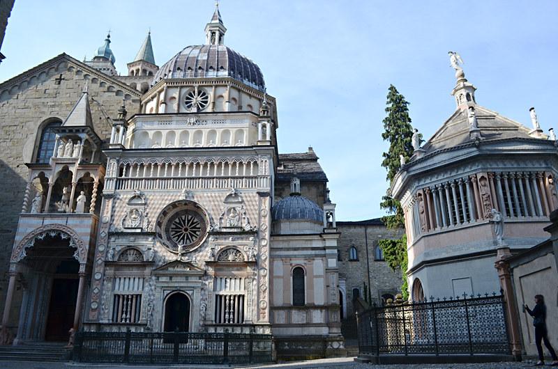 Basilica of Santa Maria Maggiore, Bergamo, Italy