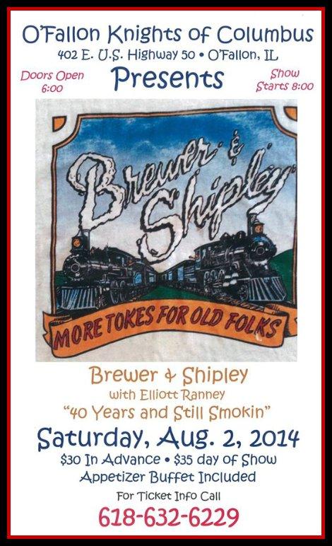 Brewer & Shipley 8-2-14